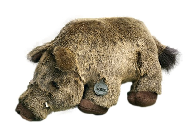 Förster Stofftiere 2903 Wildschwein groß 45cm Plüschtier
