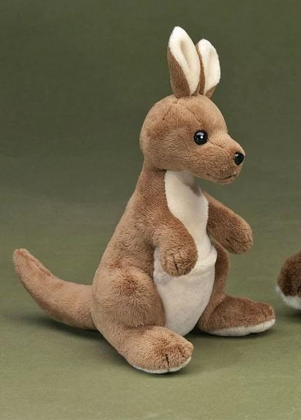 FÖRSTER 7320 Känguru Mini 20 cm Stofftier Plüschtier
